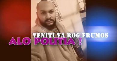 Dani Mocanu - Alo Politia