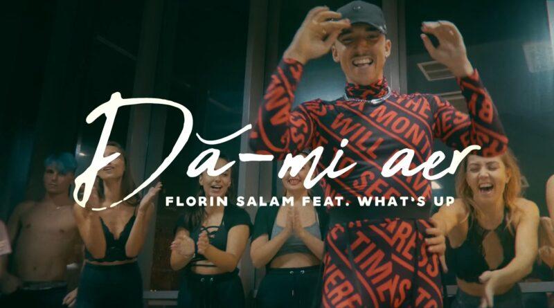 EMIL RENGLE: DA-MI AER - Florin Salam & What's UP перевод