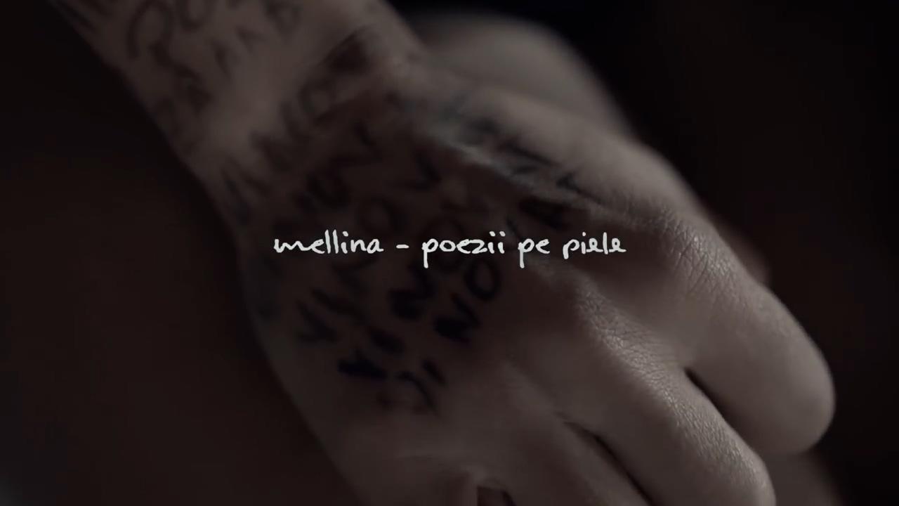 Mellina – Poezii pe piele (перевод)