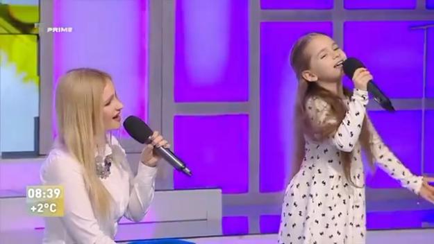 Ana Cernicova & Amelia Uzun - Mama перевод